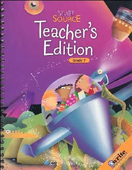 Write Source (2006) Teacher Edition Gr. 7