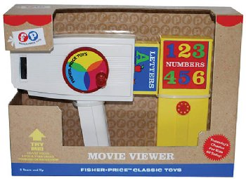 Fisher-Price Movie Viewer