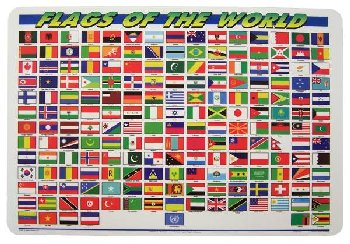 Flags Placemat
