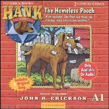 Homeless Pooch CDs