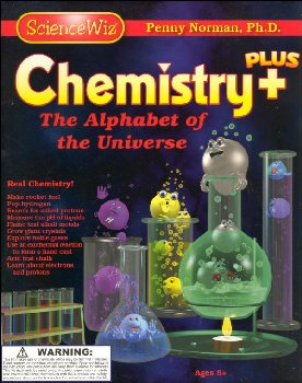 ScienceWiz Chemistry Plus: Alphabet of the Universe