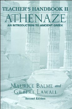 Athenaze: Intro to Ancient Greek Teacher Book 2 Second Edition