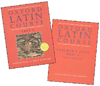 Oxford University Latin Course Part 1 with Teacher Manual