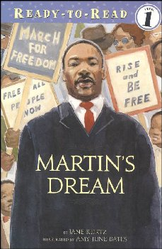 Martin's Dream (Ready-to-Read Level 1)