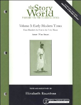 Story of the World Volume 3 Tests and Answer Key