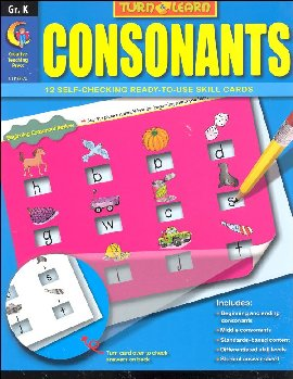 Turn & Learn - Consonants