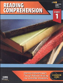 Core Skills: Reading Comprehension 2014 Grade 1