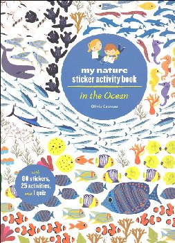 My Nature Sticker Activity Book: In the Ocean