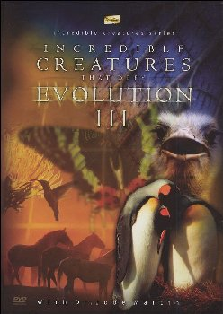 Incredible Creatures that Defy Evolution Vol. 3 DVD