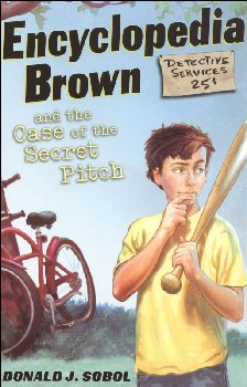 Encyclopedia Brown and the Case of the Secret Pitch (#2)
