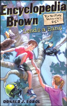 Encyclopedia Brown Lends a Hand (#11)