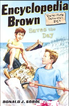 Encyclopedia Brown Saves the Day (#7)