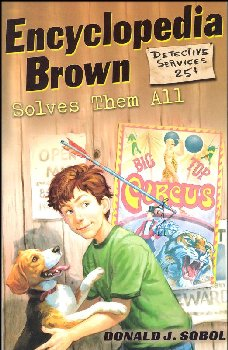 Encyclopedia Brown Solves Them All (#5)