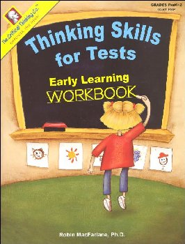 Thinking Skills For Tests Early Elementary Workbook