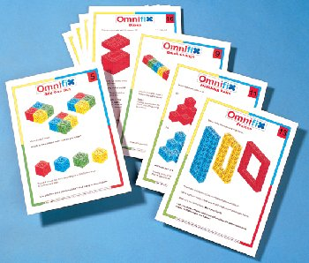 Omnifix Activity Cards