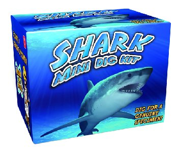 Mini Dig Kit: Shark