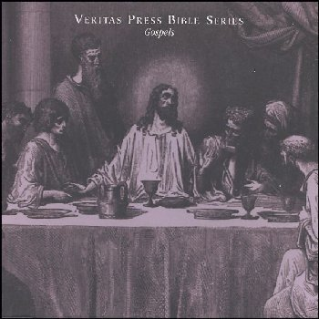Veritas Bible Gospels Enhanced CD