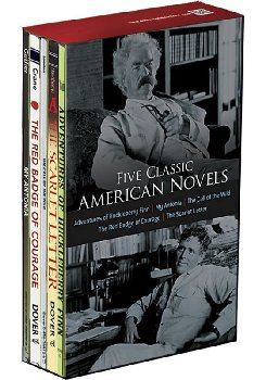 Five Classic American Novels