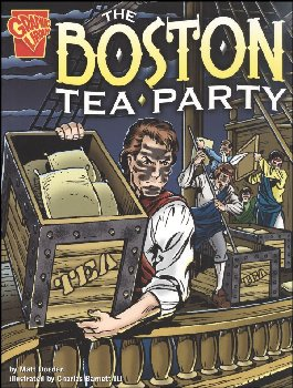 Boston Tea Party (Graphic Library)