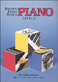 Bastien Piano Basics Method Level 2