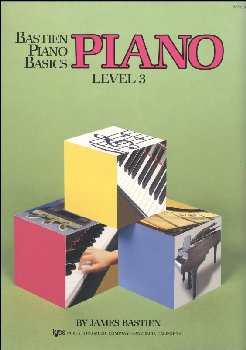 Bastien Piano Basics Method Level 3