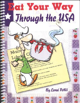 Eat Your Way Through the USA (Cookbook)