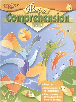 Poetry Comprehension Grade 2
