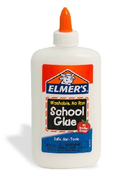 Elmer's Washable Glue 7 5/8 oz. Bottle