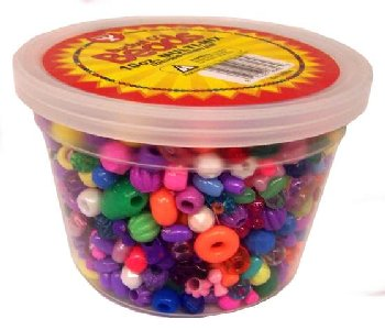 Bucket O' Beads Multi-Mix 10oz.