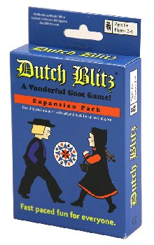 Dutch Blitz: The Expansion Game