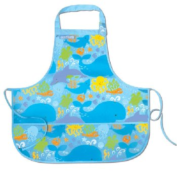 Under the Sea Fun Time Apron