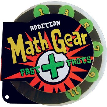 Math Gear Addition: Fast Facts