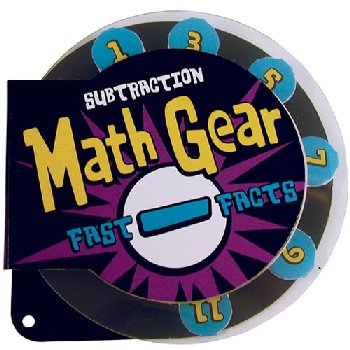 Math Gear Subtraction: Fast Facts