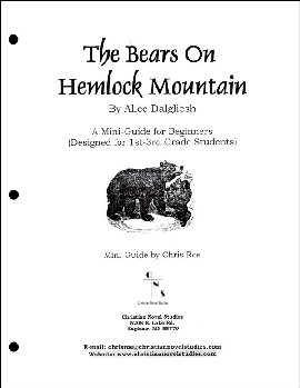 Bears on Hemlock Mountain Mini-Guide for Beginners