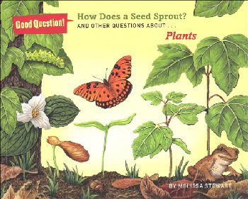 How Does a Seed Sprout? And Other Questions About Plants (Good Questions!)