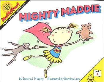 Mighty Maddie (MathStart Level1: Comp. Weight