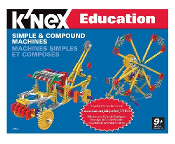 Simple and Compound Machines Building Set