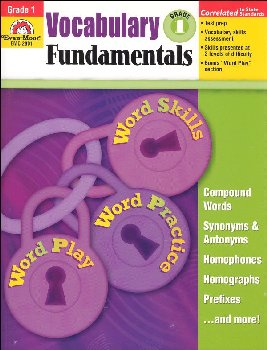 Vocabulary Fundamentals Grade 1
