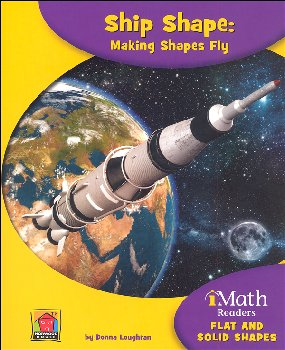 Ship Shape: Making Shapes Fly - Flat & Solid Shapes (iMath Reader Level A)
