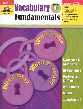Vocabulary Fundamentals Grade 6+