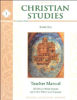 Christian Studies Bk I Teacher Manual 2nd Ed
