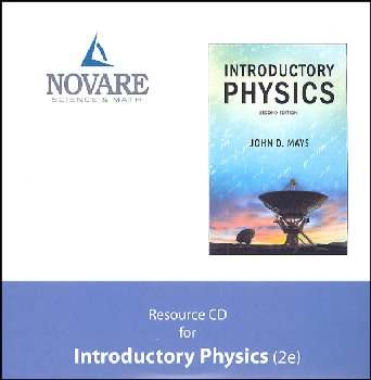 Novare Introductory Physics, 2nd Edition Resource CD