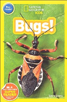 Bugs! (National Geographic Pre-Reader)