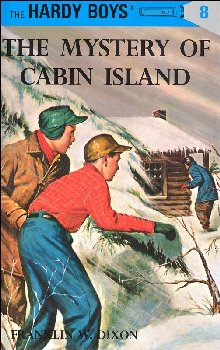 Mystery of Cabin Island (HBM #8)