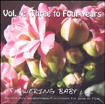 Flowering Baby - Three to Four Years Old