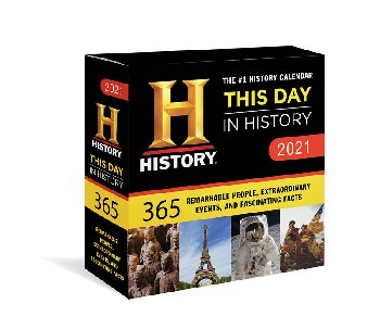 This Day in History Boxed Calendar 2020