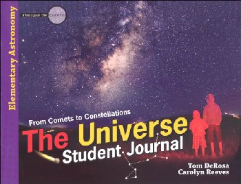 Universe: From Comets to Constellations Student Journal