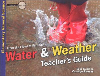Water and Weather: From the Flood to Forecasts Teacher's Guide