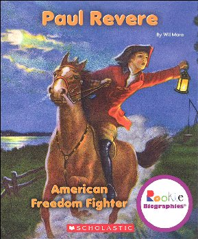 Paul Revere (Rookie Biographies)