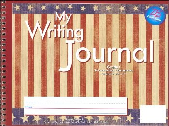 Writing Journal - Americana - Grade 1